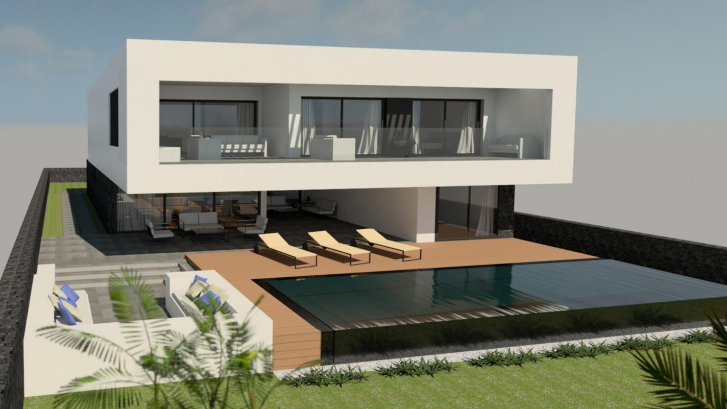 Barranco del Agua - Puerto Calero - Roper Properties
