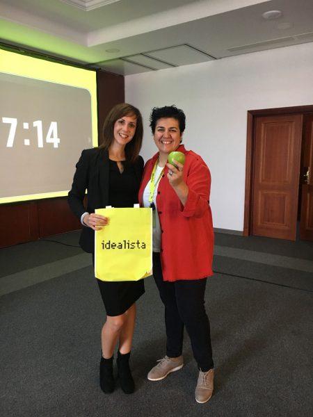 Emmanuela Alexandra Chesneau with With Ana Palacios